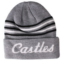 Crooks and Castles Mens Core Striped Knit Beanie NWT image 5