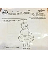 Dance with Me Baby Born Doll by Zapf Creation Instructions Connector Cab... - $12.86