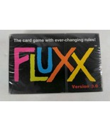FLUXX Version 3.0 The Card Game With Ever-Changing Rules by Looney Labs ... - $14.99