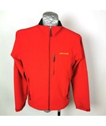 Patagonia Red Mens Jacket Soft Shell Size S Jacket Zip Front - $52.49