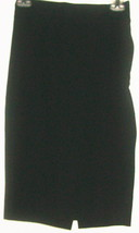 Women's Black Fitted Pocket Skit Size 0 - $9.00