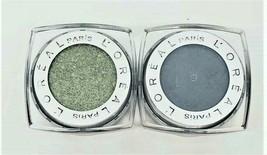 Lot of 2 Shades L'Oreal Paris Infallible Eye Shadow 24 Hr Waterproof Sag... - $8.59