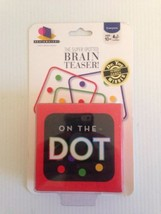 On the Dot Brain Teaser Puzzle Brainwright Ages Best Game Winner - $10.78