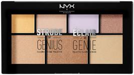 NYX Strobe of Genius Illuminating Palette - STFP01 - $7.49