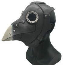 Halloween Mask Schnabel Plague Doctor Steampunk Bird Cosplay Costume Dre... - £23.15 GBP