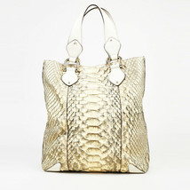 "Gucci Python ""Creole"" Shoulder Bag - $605.00"
