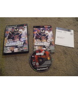 NFL GameDay 2001  (Sony PlayStation 2, 2000)  Tested. FREE Shipping - $4.15