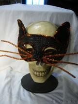 Bethany Lowe Halloween Cat Mask no. LO6456 image 2