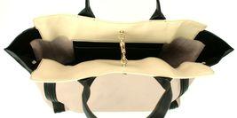 Chloe Alison Tote Bag Leather Tea Petal and Black Medium Handbag RRP £880  image 6
