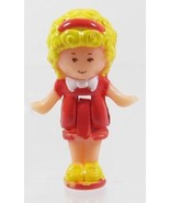 Polly Pocket Vintage Doll 1989 Polly's Sports Car Ring - Polly Bluebird ... - $7.50