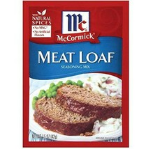 McCormick Meat Loaf Seasoning Mix, 1.5 OZ (Pack - 3) - $15.90