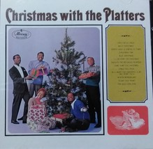 Christmas with The Platters CD - $4.95