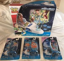 Disney Pixar Toy Story Storytime Theater and Projector Press and Play + ... - $44.54