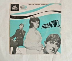 "1967's OLD  45 RPM ""HAMRAAZ MOVIE SONGS""-  ANGEL RECORDINGS, GRAMOPHONE ... - $35.96"