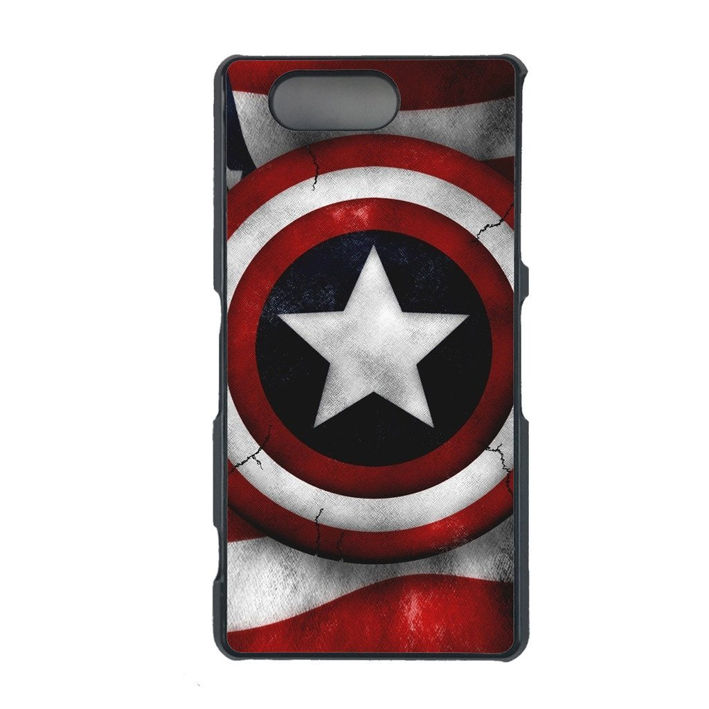Avengers, Captain America Sony Z2 Compact, Z2 mini case Customized premium plast - $11.87