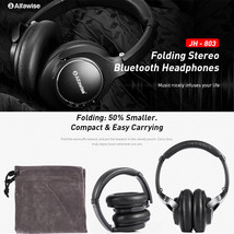 Alfawise JH-803 Wireless Bluetooth Headset Stereo Gaming Headphones HiFi... - ₹3,091.45 INR