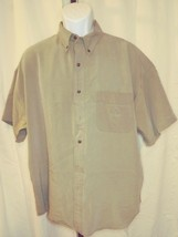Chaps Ralph Lauren Short Sleeve Buttondown Mens XL - $11.18