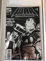War Machine #1 Marvel Comic Book 1994 NM Condition (9.2) High End Iron Man - $4.49