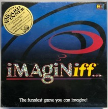 Imaginiff Board Game Buffalo Games Funniest Game You Can Imagine New Sealed - $24.49