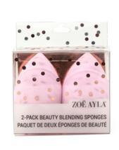 Zoe Ayla 2-Pack Beauty Blending Sponges  (Discontinued)