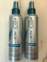 Matrix Biolage Keratindose Pro-Keratin + Silk Renewal Spray 6.7oz (pack ... - $39.59