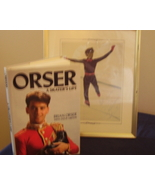 Brian Orser - Orser:  A Skater's Life - unique edition - $60.00