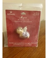 Vintage MAGNET Hallmark 1991 MARY'S ANGELS IRIS # 4 IN SERIES of Mary's ... - $11.83