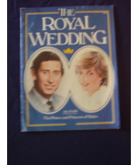 The Royal Wedding - $10.00