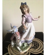 Lladro Alice in Wonderland #  5740 Mint Condition w/original box - $629.00