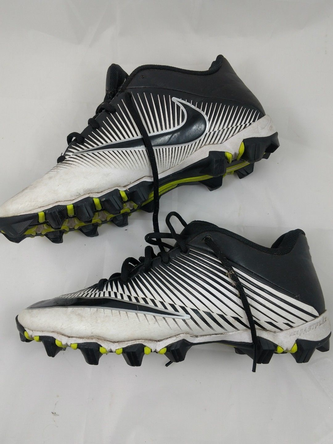75bf71bd3d6 Nike Fastflex Mens Cleats Size 11 VPR Black and 50 similar items
