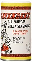Cavender All Purpose Greek Seasoning 3.25 oz image 1