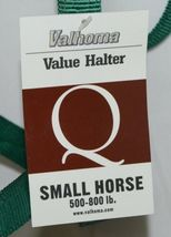 Valhoma 580QGN Green Value Halter Small Horse Five to Eight Hundred Pounds image 4