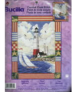 Bucilla Americana Lighthouse Counted Cross Stitch Kit 42975 - $19.99