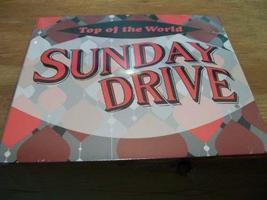 Top of the World [Audio CD] Sunday Drive - $9.95
