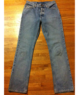 Women's Bootcut Faded Blue Denim Jeans ~ SZ 4 - $12.00