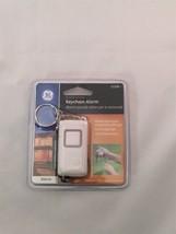 GE Keychain Panic Alarm Personal Emergency Panic Button White - $9.95