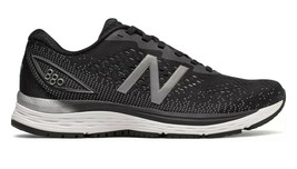 New Balance 880v9 Womens Trainers Black Wide 2E Medicare Running Shoes W880BK9 - $176.99