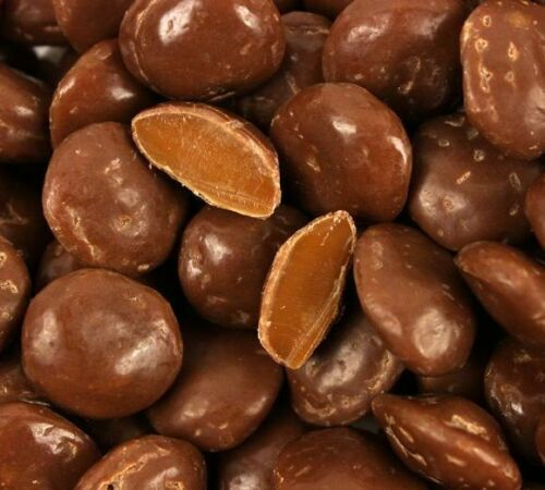 Primary image for Hershey's Milk Duds 6 LBs Caramel Chocolate Candy