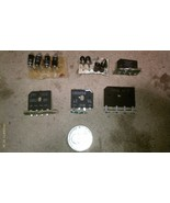 7VV77 6 PACK ASSORTED FULL WAVE BRIDGE RECTIFIERS, VERY GOOD CONDITION - $17.59