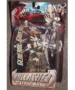 2005 Star Wars Unleashed General Grievous Figure New In The Package - $39.99