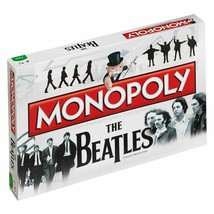 Monopoly Beatles Limited Edition Broad Game - $59.99