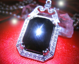 HAUNTED SPIRIT MIRROR NECKLACE CONTACT SPIRITS OOAK MAGICK 7 SCHOLAR CAS... - $88,000.77