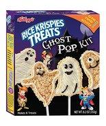 Crafty Cooking Kits Kellogg's Rice Krispies Treats Ghost Pop Kit, 8.18 O... - $12.96