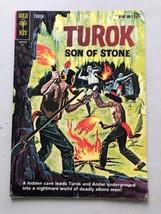 Turok Son of Stone (1956 Dell/Gold Key) #30 FN Fine - $29.70