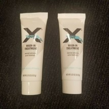 Lot of 2 X Out Wash-In Treatment .33 oz New in Boxes Makers of Proactiv 2022 exp - $15.83