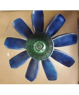 Radiator Fan Flower Industrial Modern, Auto Decor Piece, Inside or Outsi... - $30.00
