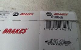 NAPA Brake Hydraulic Hose 610040 image 2