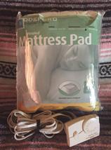 Biddeford heated mattress pad twin size thumb200
