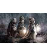 Haunted Gnome Ring Earth Spirit Treasure Wealth Energy Grounding Healing... - $62.00