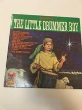 THE LITTLE DRUMMER BOY The Abbey Choir LP Diplomat  Christmas Record - £4.81 GBP